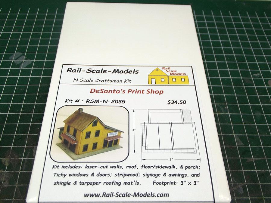 Rail Scale Models